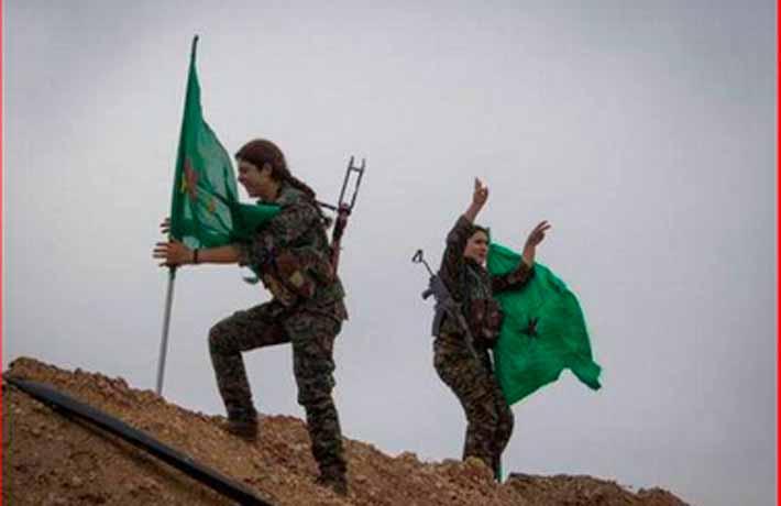 Rojava: Kürt Hareketinin Ortadoğu'da Kendini Yeniden Tanımlaması
