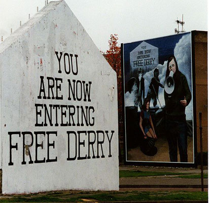Hendekler, özerk bölgeler ve barış – İrlanda'nın gerçek dersleri