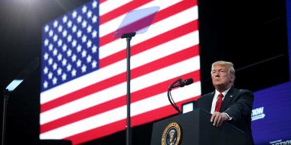 Trump ideolojik savaşı tırmandırıyor